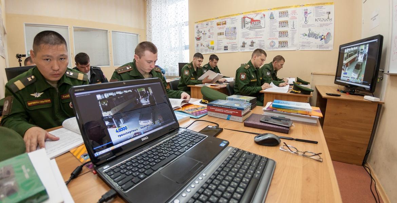 Уютные учебные классы НТЦ СКБ